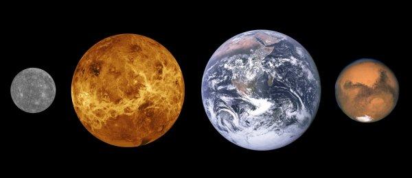 Москвичи сегодня смогут наблюдать за сближением Марса и Луны