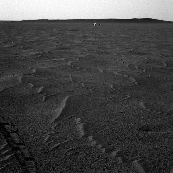 «Колонизация под угрозой!»: На Марсе нашли странного гуманоида – ученые