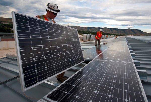 Инженеры создали ранний прототип солнечных панелей для охлаждения дома
