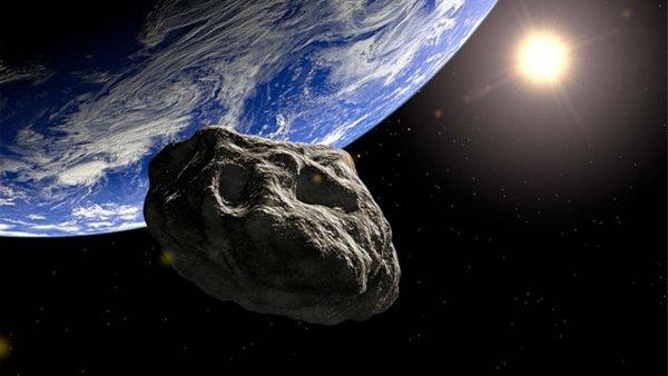 Учёные прогнозируют столкновение астероида WO15 с Землёй в 2091 году