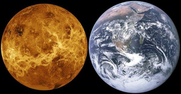 Ученые NASA: Земля может повторить печальную судьбу Венеры
