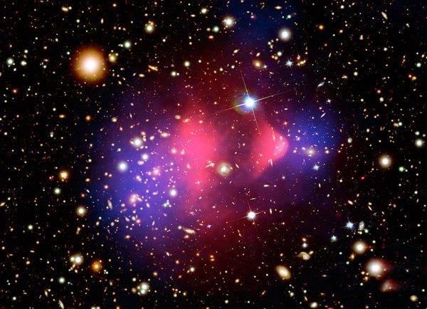 Ученые разгадали тайну темной материи