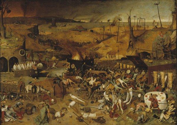 В Швеции обнаружили древнейший штамм чумы