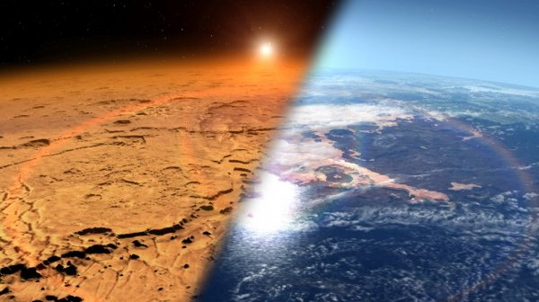 Ученые: Родившиеся на Марсе дети будут иметь мутации