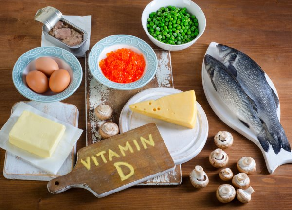 Ученые доказали, что витамин D спасает от дневной сонливости