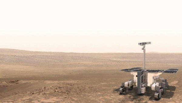 Астробиолог: Инопланетная жизнь на Марсе может быть найдена в 2019 году