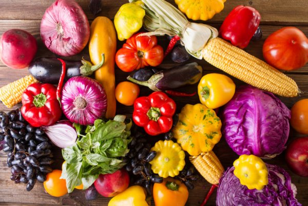Голливудский диетолог: Цветная диета поможет быстро сбросить лишний вес