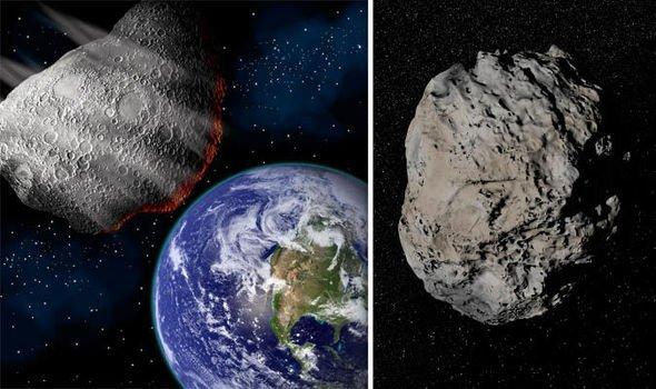 Ученые NASA: Два гигантских астероида могут столкнуться с Землей