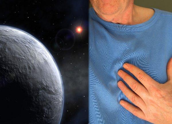 Кара небесная: Приближение Нибиру убьёт всех «сердечников» на Земле