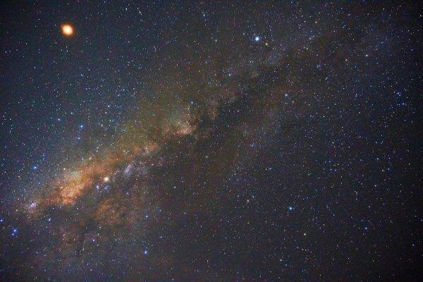 «Звездная река» обнаружена в окрестностях Солнечной системы