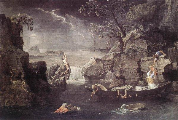 Ноев ковчег не спасет: Человечество погибнет из-за ливней
