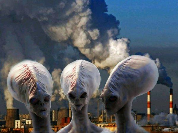 Мёртвая Нибиру - живая Земля: Пришельцы готовят гипноз для человечества