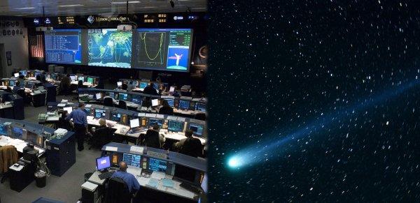 Планета под угрозой: Сотни невидимых комет несут смерть на Землю