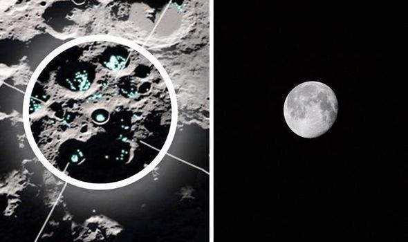 Ученые NASA сняли на видео «живую» воду на поверхности Луны