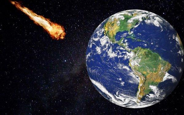 Ученые NASA: 23-метровый астероид с большой скоростью мчится на Землю