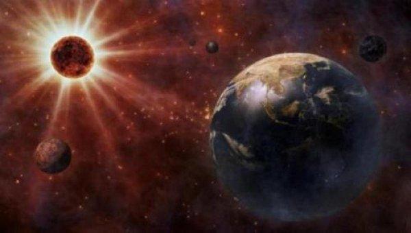 Уфологи заметили возле Солнца таинственную планету Нибиру