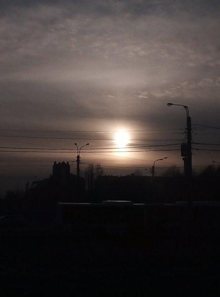 Нибиру грядет: Планета-призрак добралась до Санкт-Петербурга