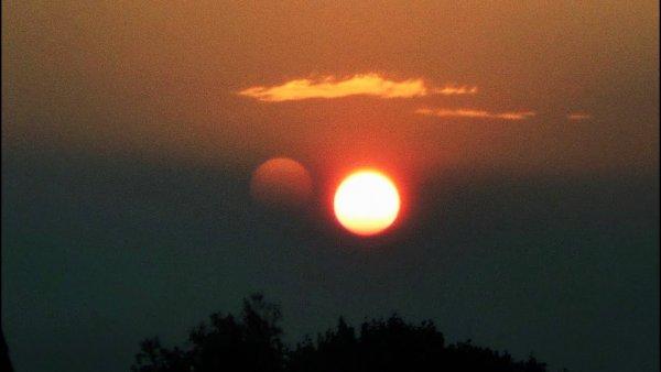 Нибиру вспыляет Солнце: Появление Планеты Х рядом с Землей спутали с магнитной бурей