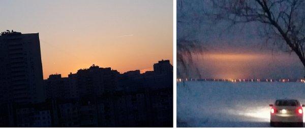 Нибиру или Марс? Мощная аномальная вспышка в небе стала предвестником конца света