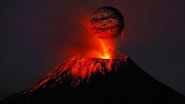 «Нибиру провоцирует извержения»: Волна землетрясений пересекла Атлантику и пробуждает спящие Супервулканы