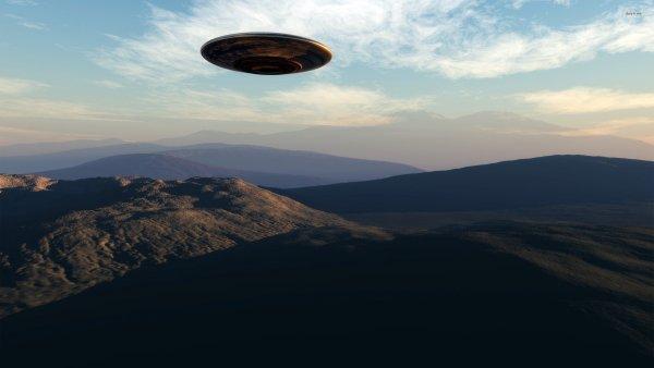 Пришельцы переезжают на Землю: НЛО были замечены над американскими континентами