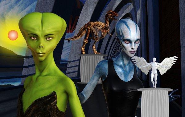 Нибиру не единственная: 7 рас пришельцев сотрудничают с Международным космическим флотом – уфолог