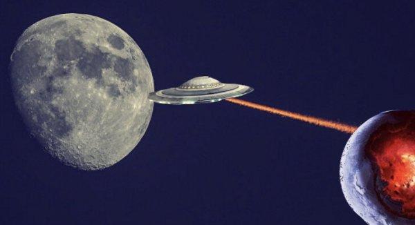 «Нибирунаские города на Луне»: уфологи обнаружили попытки колонизации искусственного спутника Земли