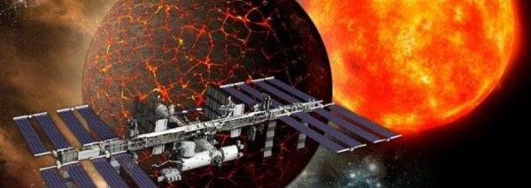 Земле конец? «Роскосмос» и SpaceX начали подготовку к сближению с Нибиру