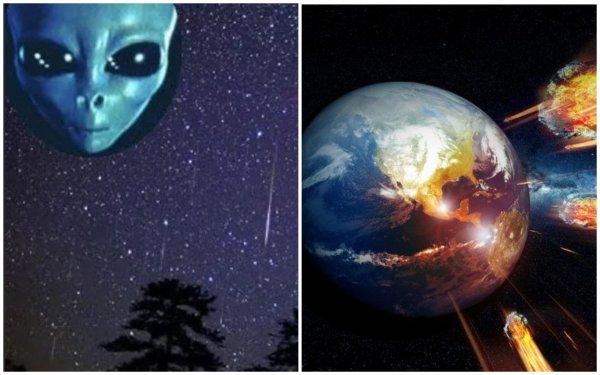 Апокалиптический звездопад: Пришельцы спрячутся за звёздами для удара по Земле