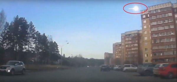 Британцы что-то знают: НЛО в Красноярске СМИ выдали за космолёт пришельцев