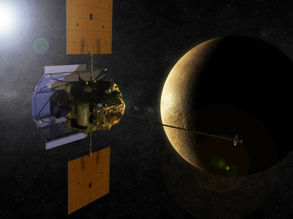 Покинуть Землю за 6 лет: NASA к 2025 году постарается найти жизнь на Меркурии