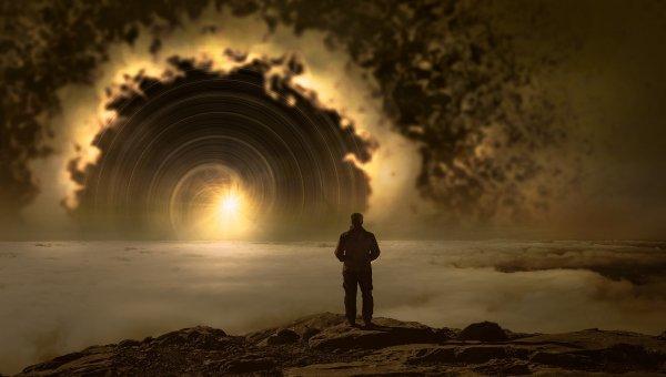 Нибиру путешествует сквозь чёрные дыры: Уфолог раскрыл миссию планеты-убийцы