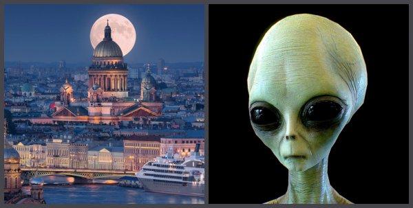 Полноценное вторжение началось: В Питере 16 апреля появятся пришельцы с Нибиру