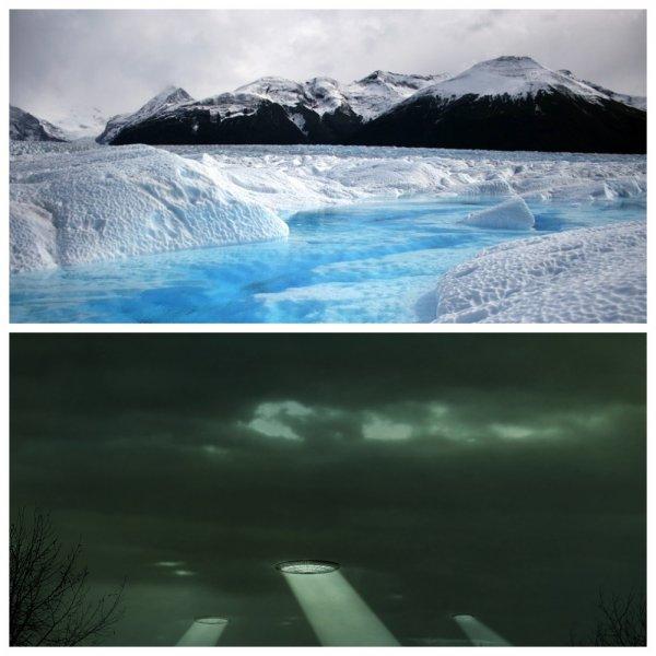 Глобальное потепление – единственное оружие против пришельцев