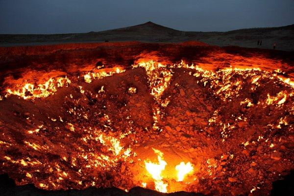 Камчатка следующая! Приближение Нибиру вызвало извержение вулкана в Японии