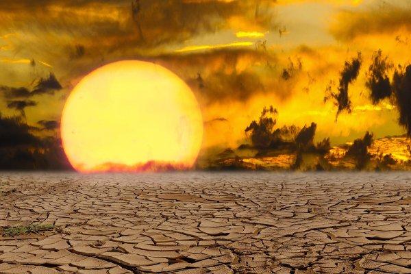 Необратимый хаос: Глобальное потепление уже наступило – фотожурналист