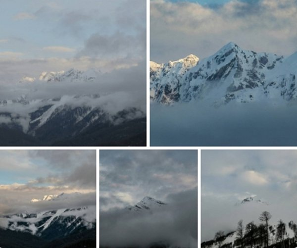 Дракона с Нибиру засняли над горами России  – Пришельцы взорвут «Русскую гору» на Пасху  для переселения на Землю