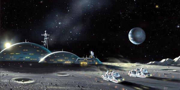 Дома на Луне будут строить из искусственно выращенных ракушек – Учёные