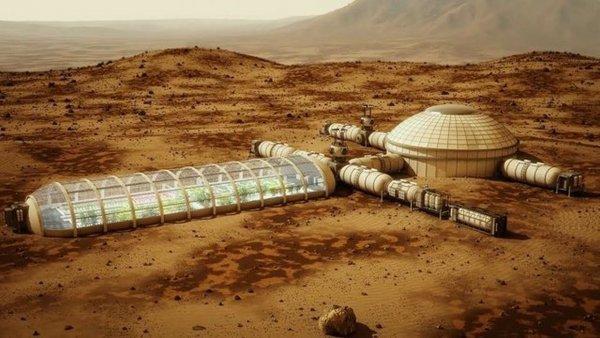 Крах теории Дарвина: На Марсе обнаружили остатки секретной лаборатории Нибиру для «размножения» людей