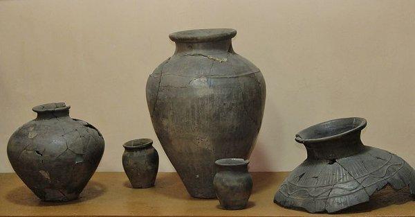 Майя производили керамические изделия в промышленных масштабах