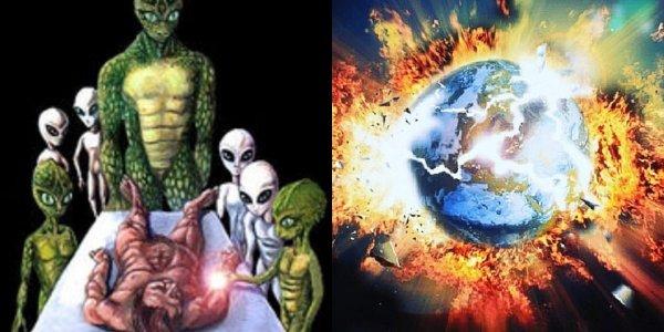 Эксперт: Инопланетяне уже создали гибридов для спасения Земли