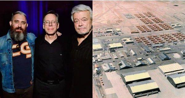 «Похитителя» топлива пришельцев с Зоны 51 обыскали спустя 30 лет