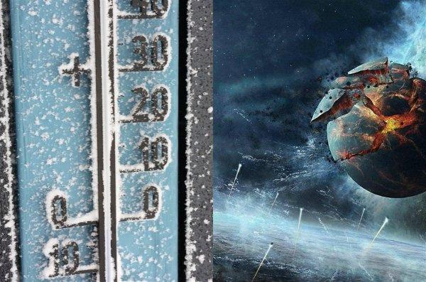 Зима близко: Приближение Нибиру летними заморозками вызывает «ледяное потепление»