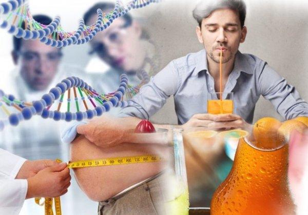 Человеком руководит ген: Учёные рассказали, что пристрастие к сладким напиткам является зависимостью