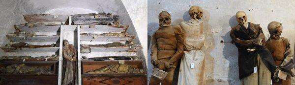Зомби-мумии в Сицилии подтвердили наличие пришельцев на Земле - палеонтолог