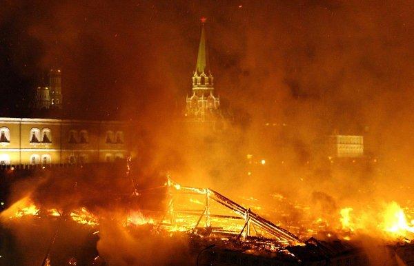 Судный День наступит завтра: Десятки регионов России горят от лазерного оружия пришельцев с Нибиру