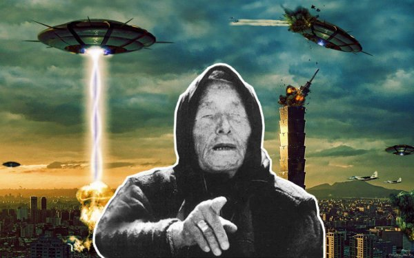 Ванга предсказала: В мае пришельцы с Нибиру колонизируют Землю