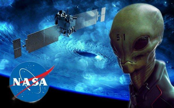 NASA на крючке пришельцев: Над Зоной 51 кружат камеры «МКС Нибиру»