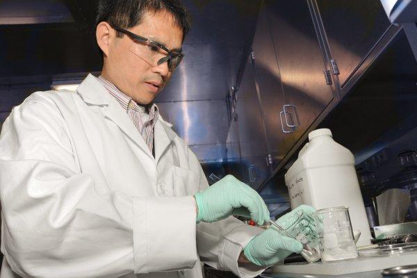 Обнаружен белок, который может бороться с раком