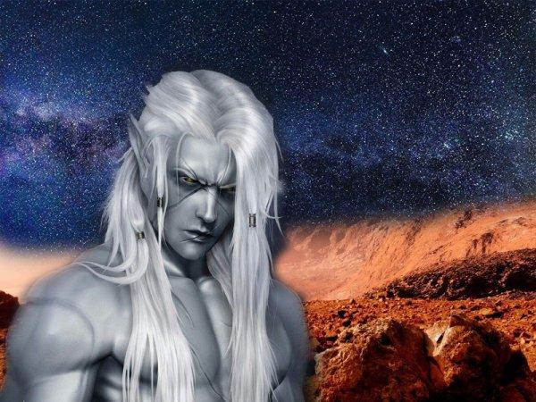 Эльфы родом с Марса? Найдено доказательство существования мифического народа